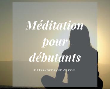 Méditation pour débutants