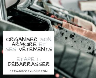 Organiser son armoire et ses vêtements-1-Débarrasser